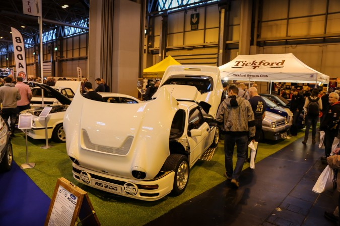 Lancaster Insurance Classic Motor Show 2015 RS200 5