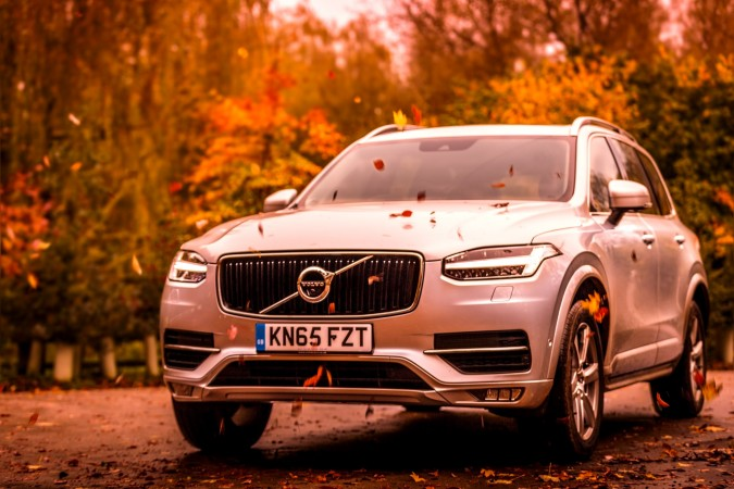 Volvo XC90 D5 AWD Momentum 2015 Review