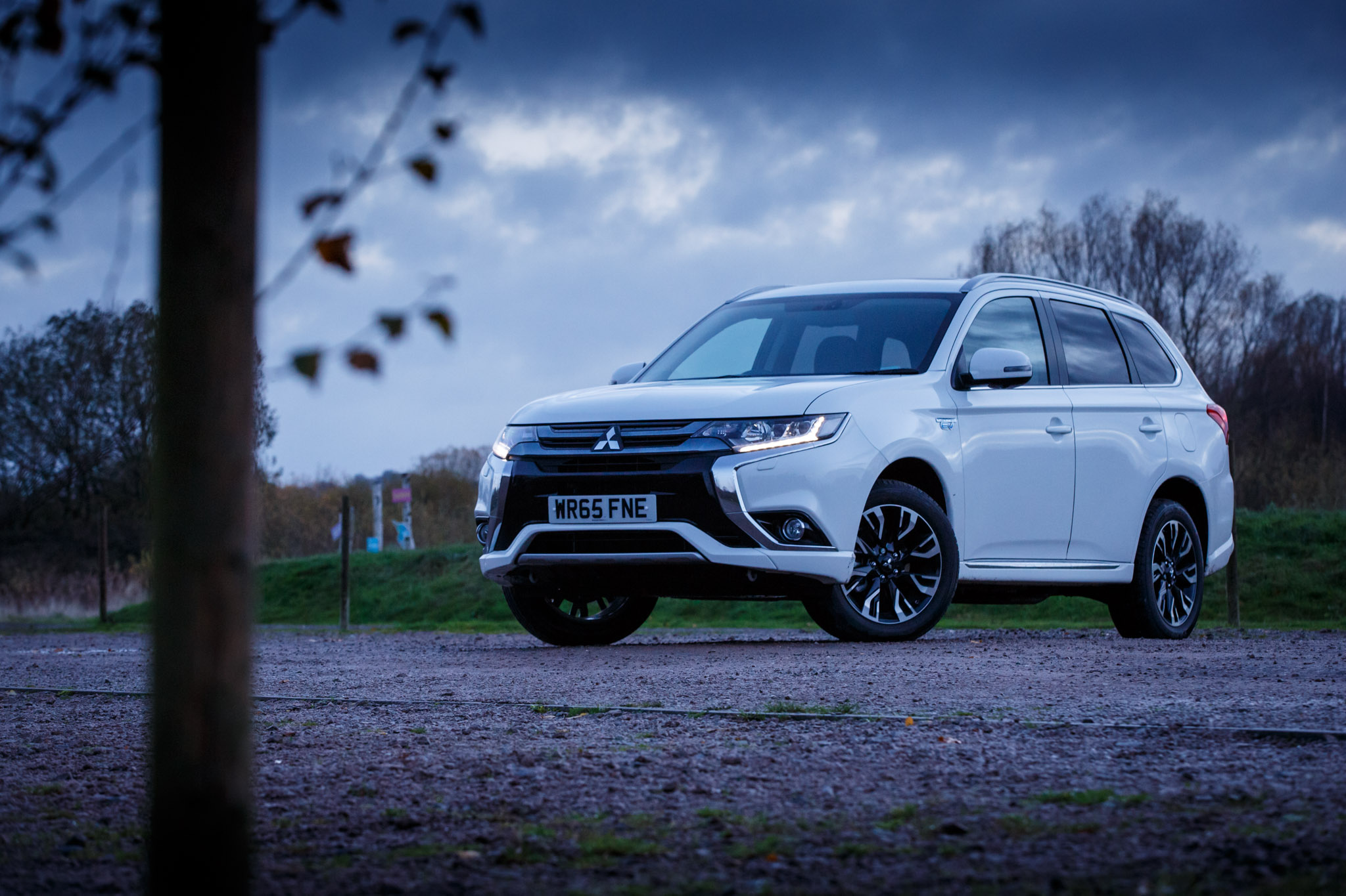 mitsubishi outlander phev 7 day diary. Black Bedroom Furniture Sets. Home Design Ideas