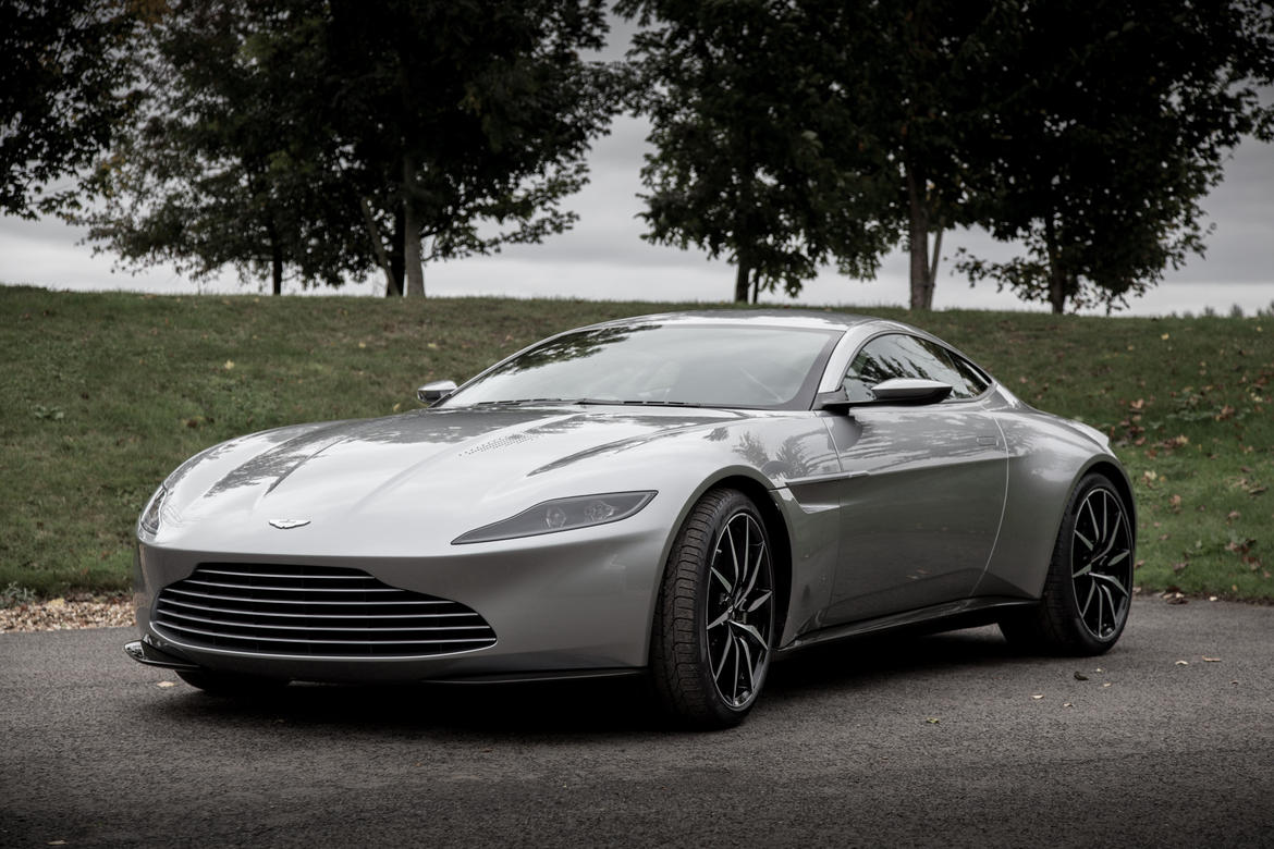 Aston Martin Db1 Picture Leak And Db10 Goes To Auction