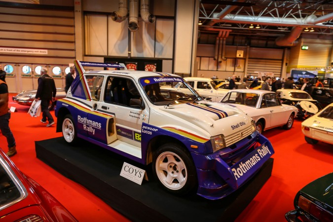 AutoSport International 2016 PH 109