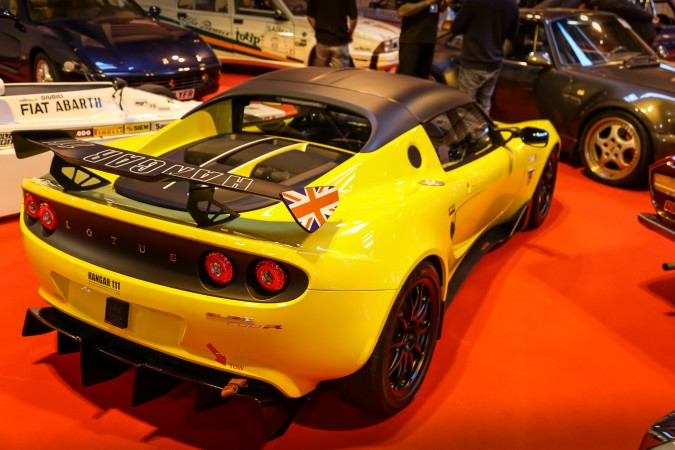 AutoSport International 2016 PH 117