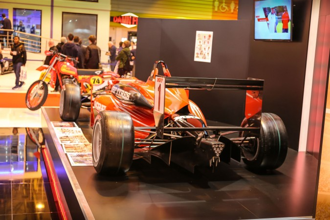 AutoSport International 2016 PH 129
