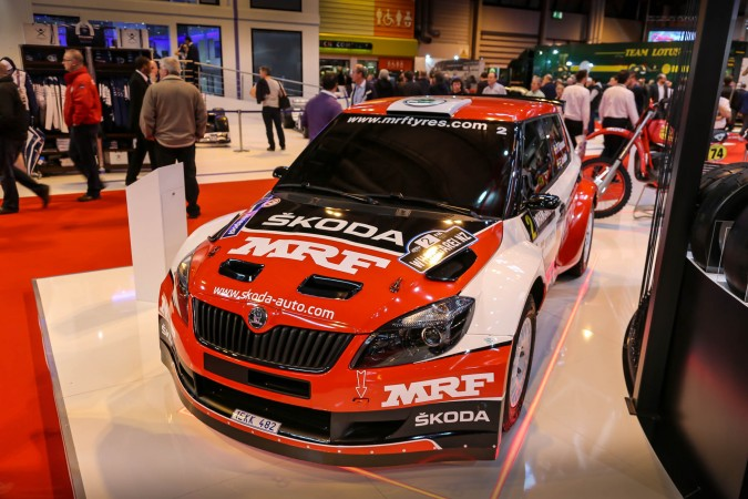 AutoSport International 2016 PH 130
