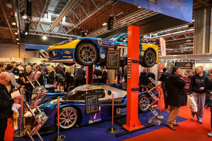 AutoSport International 2016 PH 140