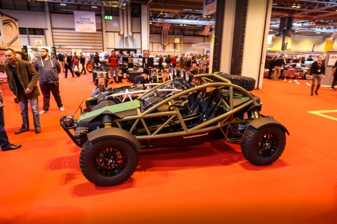 AutoSport International 2016 PH 20