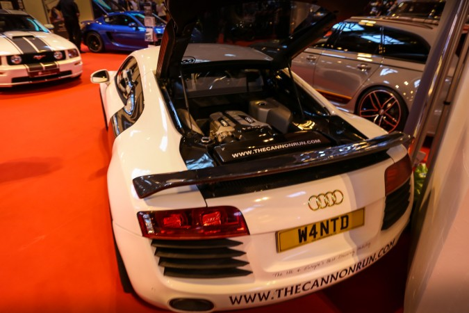 AutoSport International 2016 PH Audi R8 1