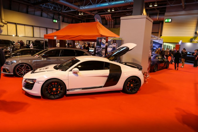 AutoSport International 2016 PH Audi R8 2