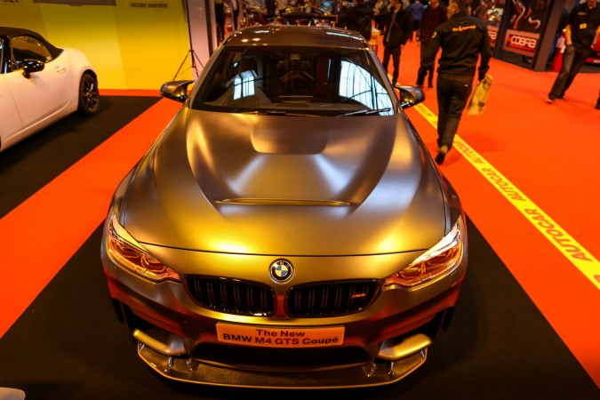 AutoSport International 2016 PH BMW 2