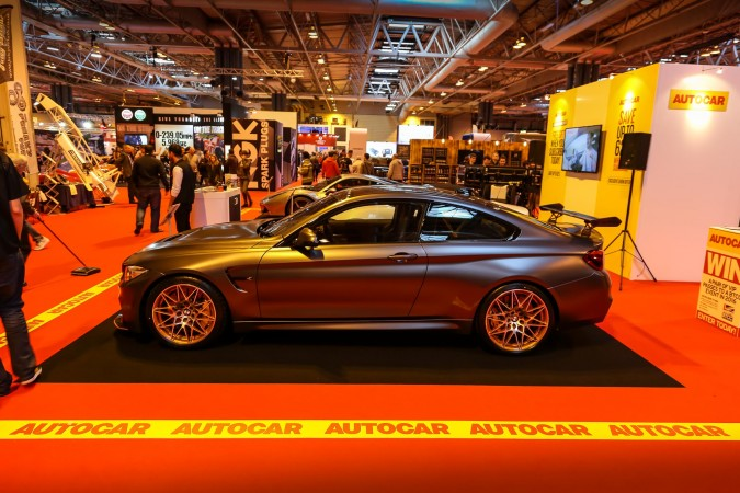 AutoSport International 2016 PH BMW 3