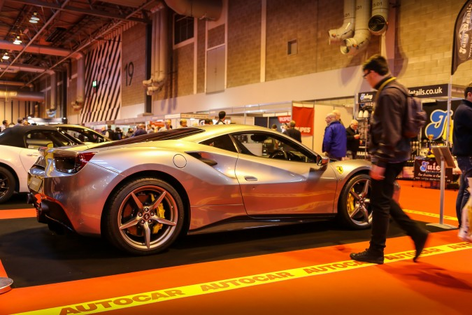 AutoSport International 2016 PH Ferrari 488 1