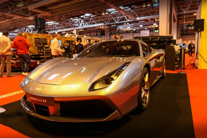 AutoSport International 2016 PH Ferrari 488 4