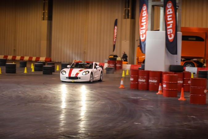 AutoSport International 2016 PH Ginetta 1