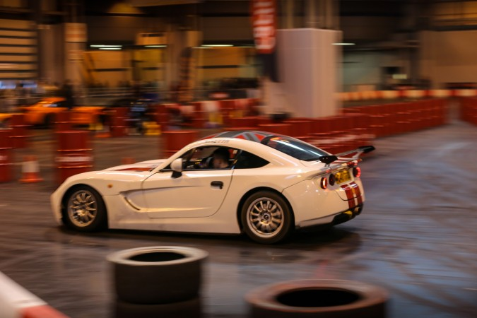 AutoSport International 2016 PH Ginetta 3