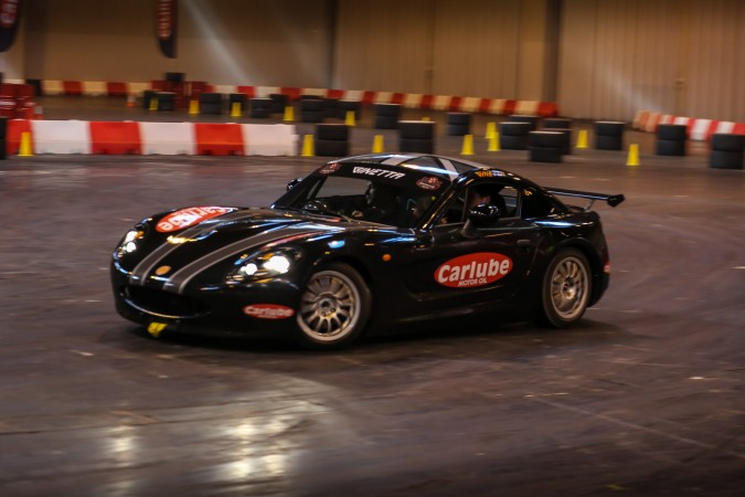 AutoSport International 2016 PH Ginetta 4