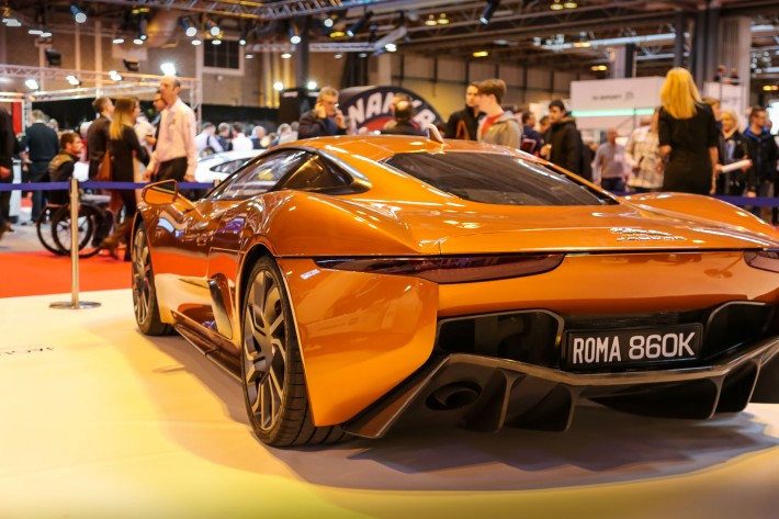 AutoSport International 2016 PH Jaguar CX 75 11