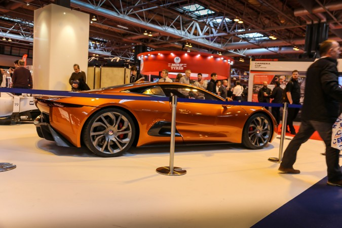 AutoSport International 2016 PH Jaguar CX-75 2