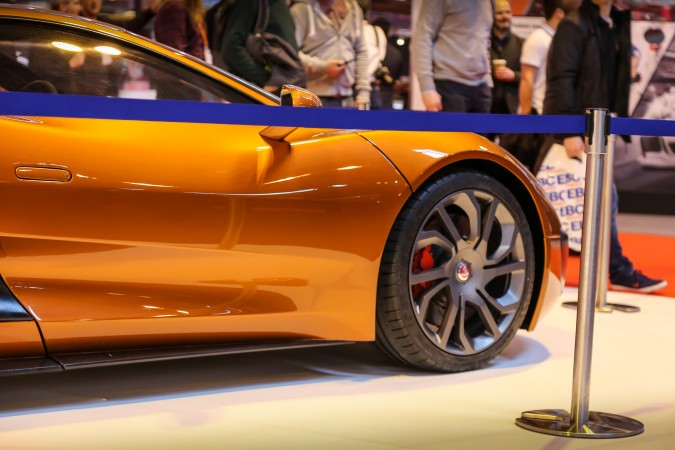 AutoSport International 2016 PH Jaguar CX-75 4