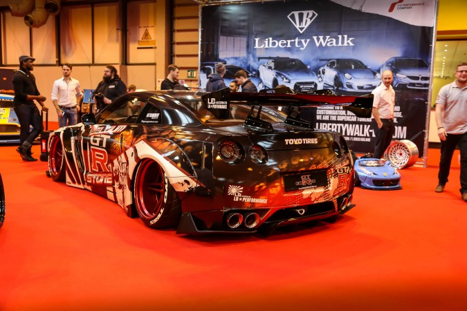 AutoSport International 2016 PH Liberty Walk 11