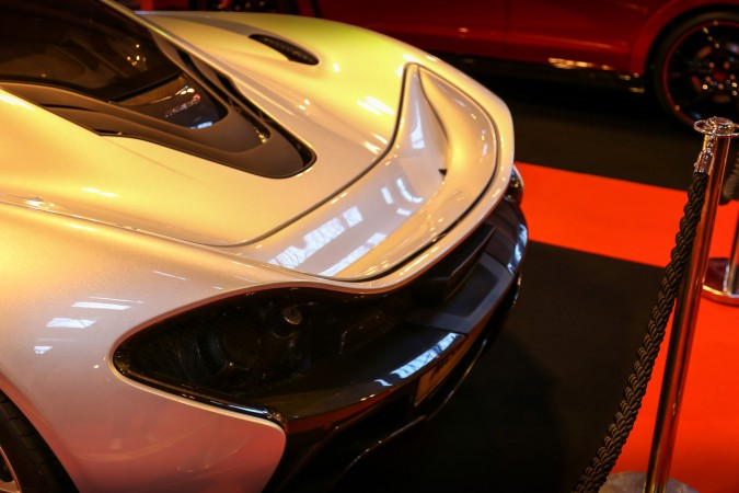 AutoSport International 2016 PH McLaren P1 6
