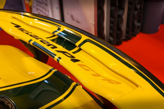 AutoSport International 2016 PH McLaren P1 GTR 2