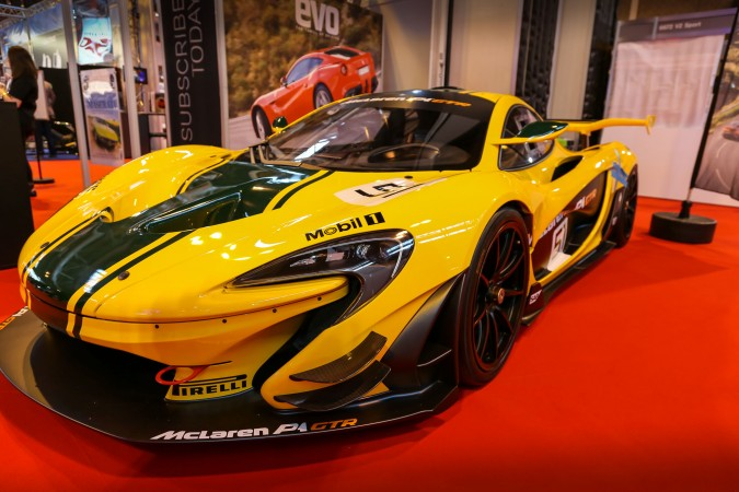 AutoSport International 2016 PH McLaren P1 GTR 4