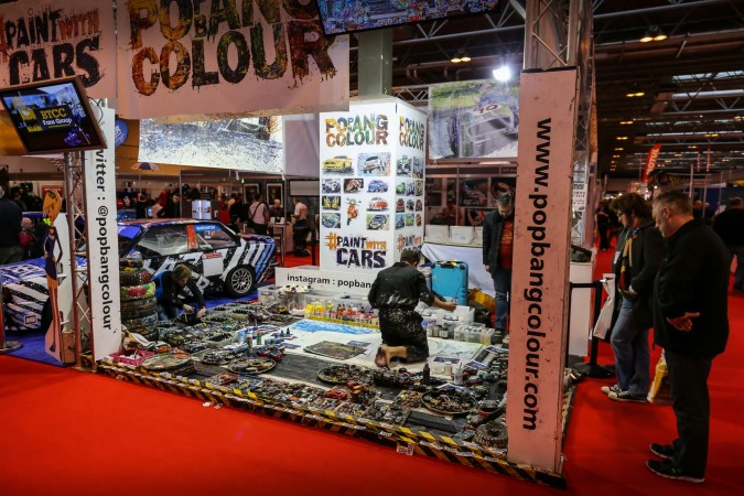 AutoSport International 2016 PH Pop Bang Colour 2