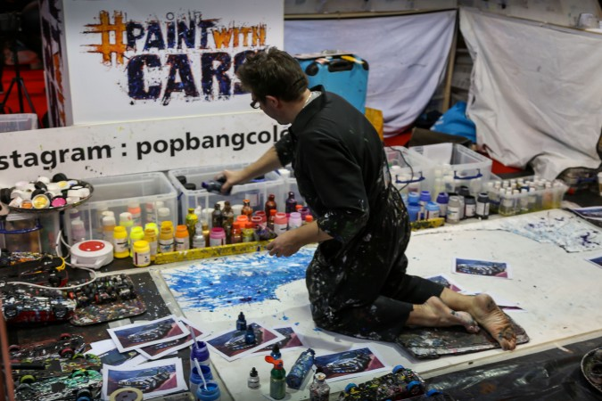 AutoSport International 2016 PH Pop Bang Colour 4