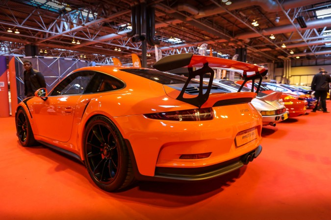 AutoSport International 2016 PH Porsche 911 GT3 RS 1