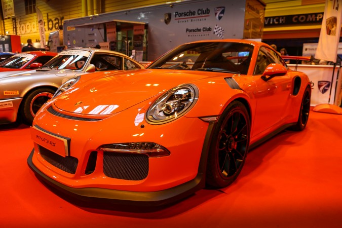 AutoSport International 2016 PH Porsche 911 GT3 RS 5