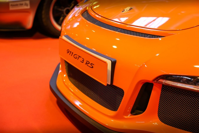 AutoSport International 2016 PH Porsche 911 GT3 RS 6