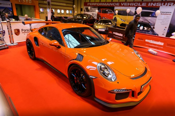 AutoSport International 2016 PH Porsche 911 GT3 RS 7