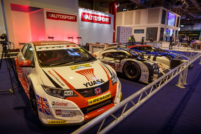 Autosport Internation 2016 RJ 28