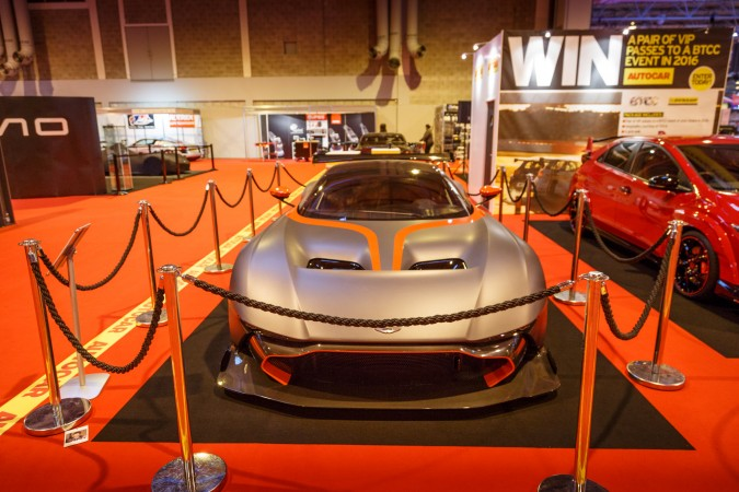 Autosport Internation 2016 RJ Aston Martin Vulcan 1