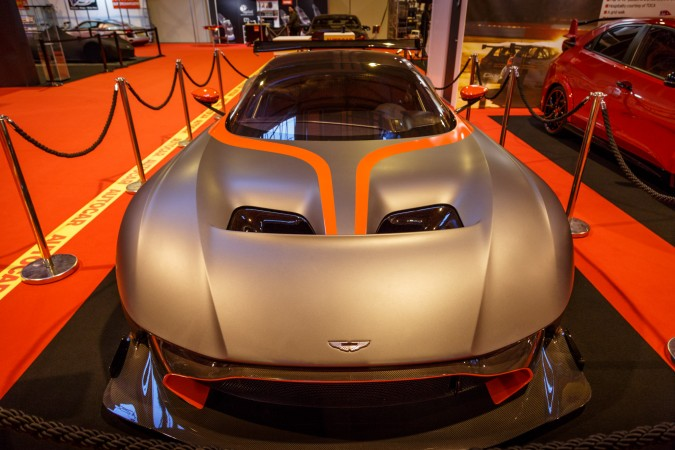 Autosport Internation 2016 RJ Aston Martin Vulcan 2