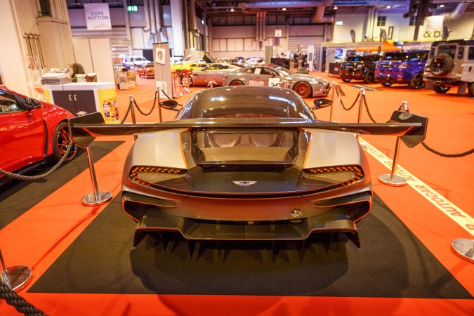 Autosport Internation 2016 RJ Aston Martin Vulcan 4