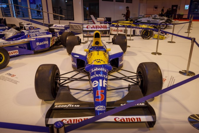 Autosport Internation 2016 RJ F1 5