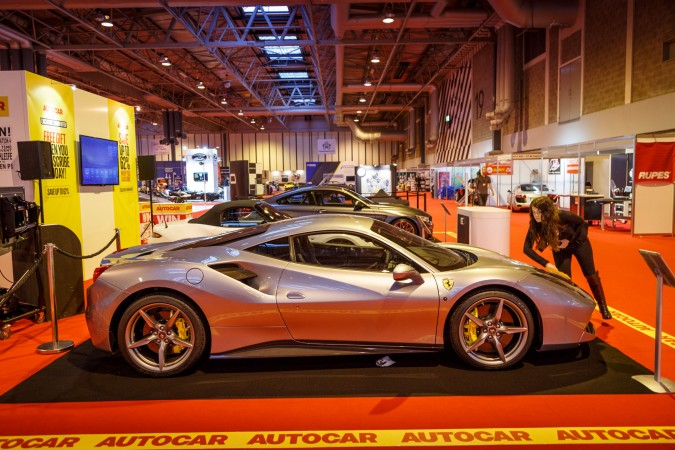 Autosport Internation 2016 RJ Ferrari 4882