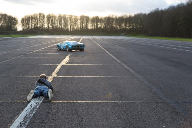 Shooting a Ford GT40