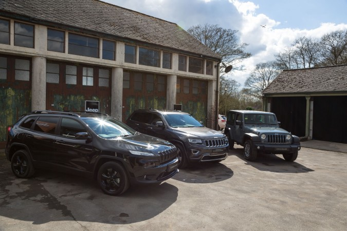 Jeep Dawn of Justice Expereince 2016-35