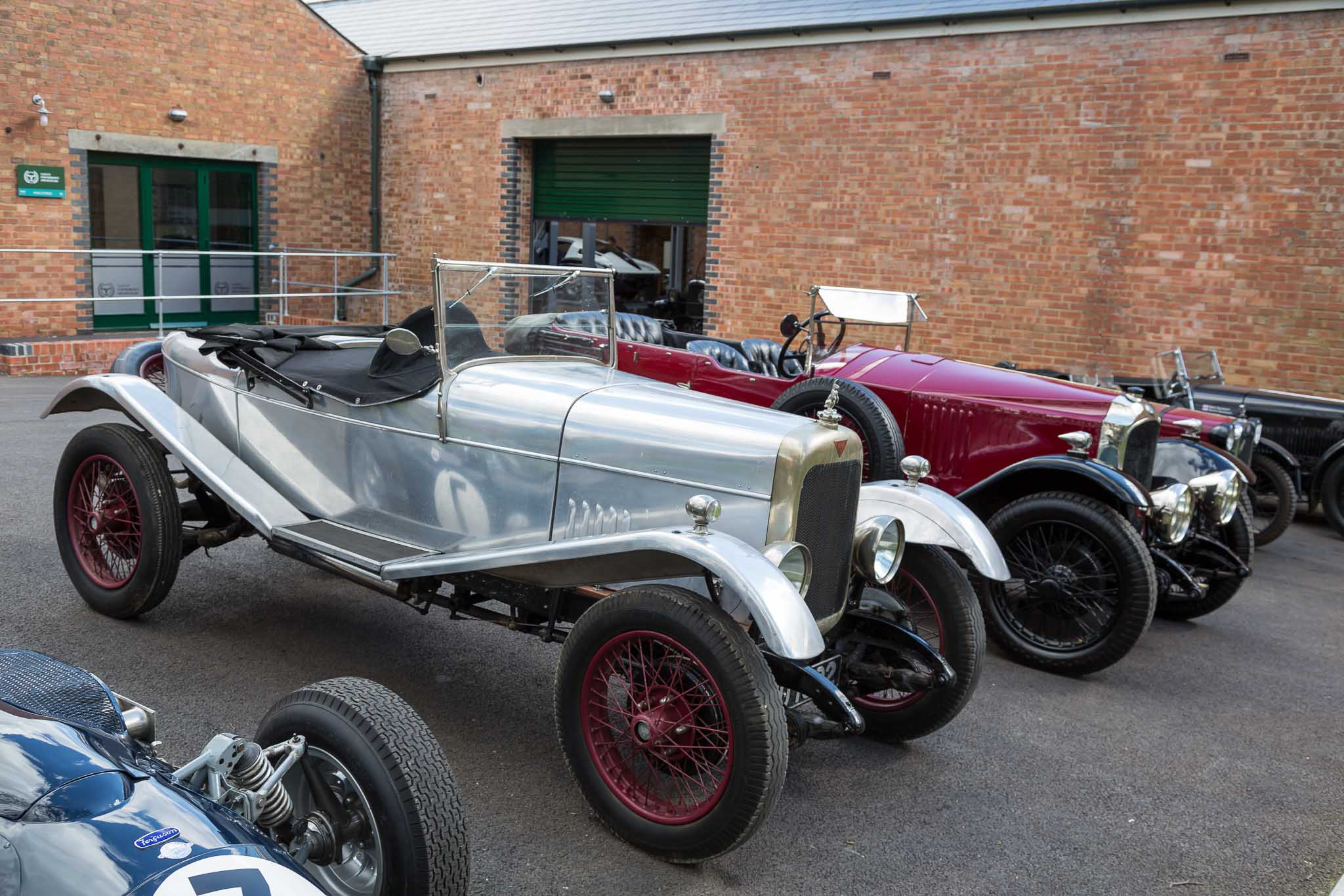 Bicester Heritage - Jaw Dropping Vintage Cars