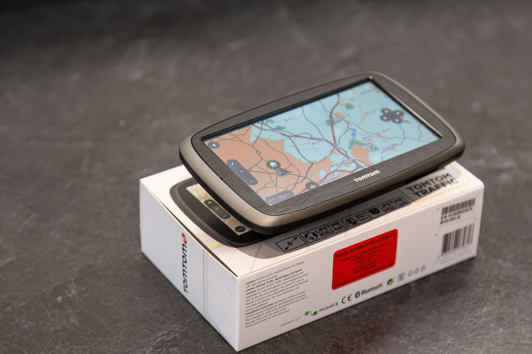 Tomtom Updated Maps Free Image - Tomtom xl usa canada map