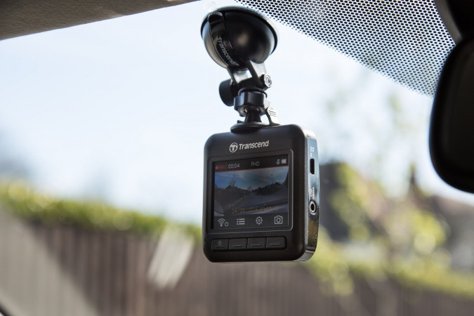 transcend dash cams