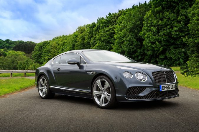 2016 Bentley Continental GT Speed Coupe-12