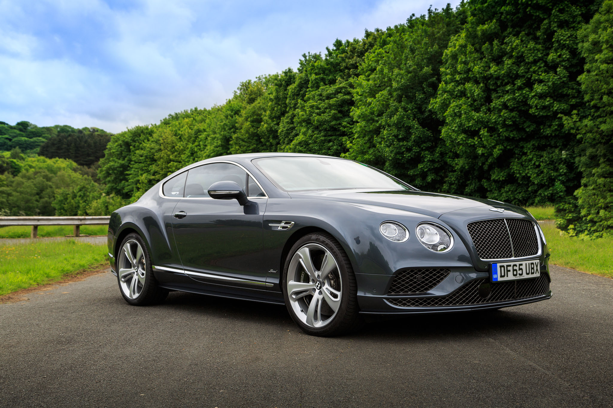 2016 Bentley Continental GT Speed Coupe Review