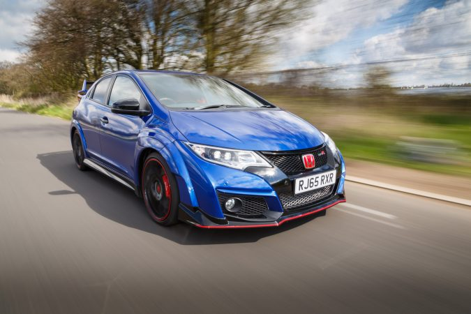 Honda Civic Type R 2016 16