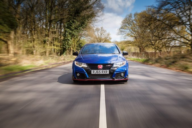 Honda Civic Type R 2016 18