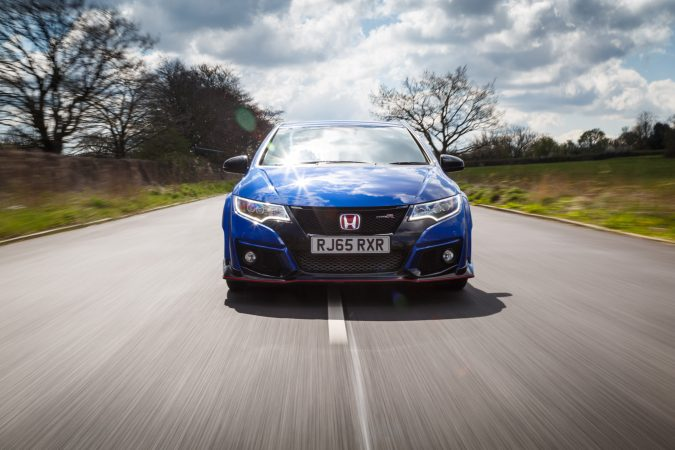 Honda Civic Type R 2016 19