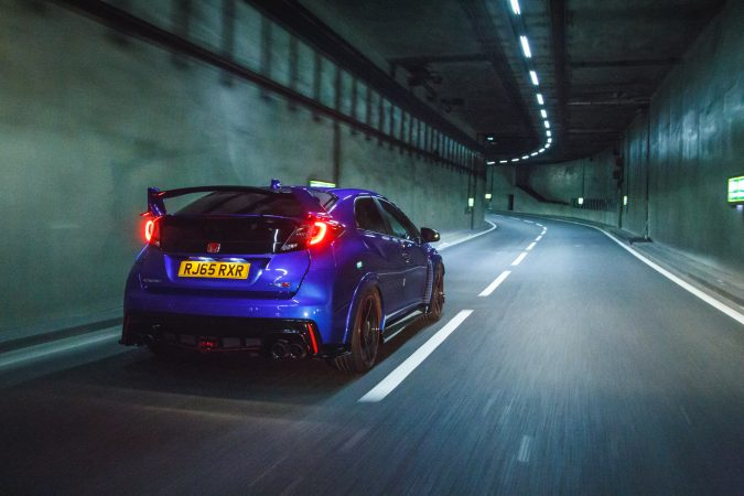 Honda Civic Type R 2016 22