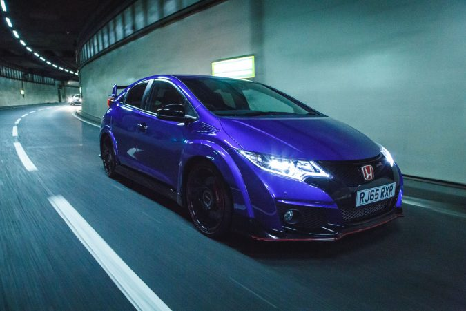Honda Civic Type R 2016 24